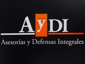 AyDI ASESORIAS Y DEFENSAS INTEGRALES