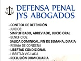 JYS Defensa Penal